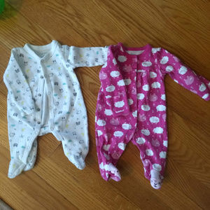 Carter's Newborn Sleepers